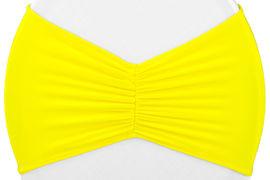 Yellow Spandex Sash