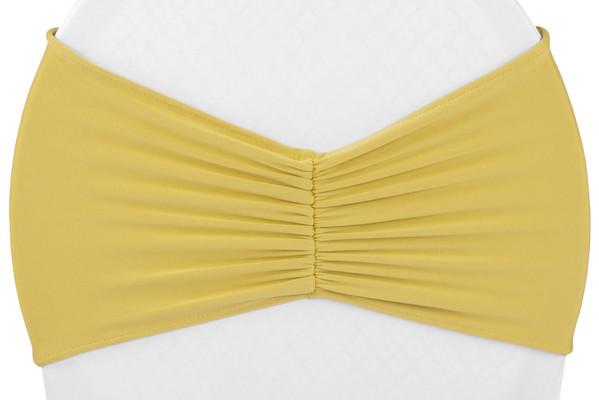 Gold Spandex Sash