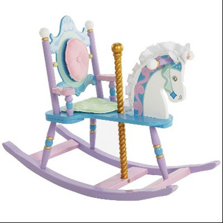 Carousel Rocking Horse small