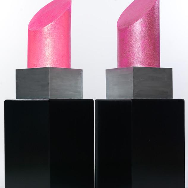 Lipstick Floor Prop 4ft Tall