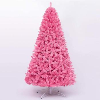 Christmas Tree Pink 7.5 Tall