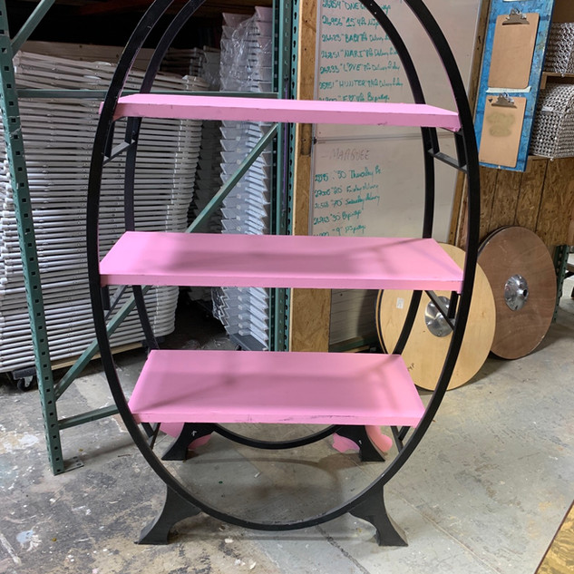 Cabinet Oval Treat Stand