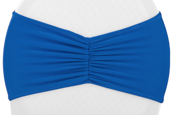Royal Blue Spandex Sash