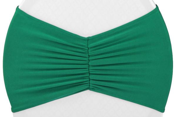Emerald Green Spandex Sash