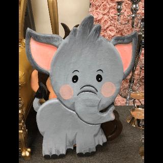 Elephant 3D Floor prop 4ft Tall