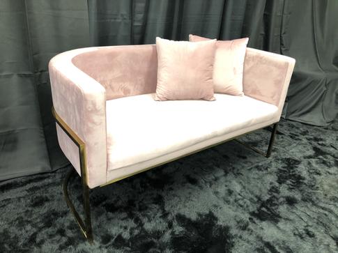 Velvet Lounge Pink