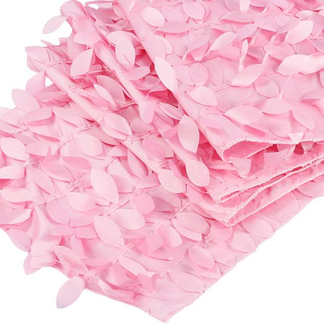 Leaf Petal Runner Pink