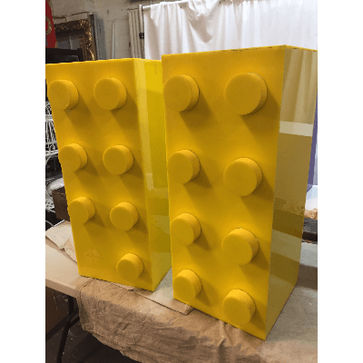 Lego Columns