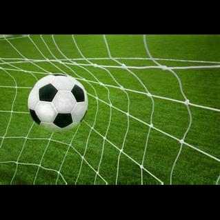Soccer Cloth Backdrop 10x10