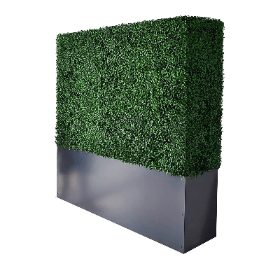 Grass Wall 4x6 on wheels