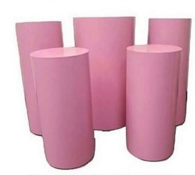 Cylinder Pink