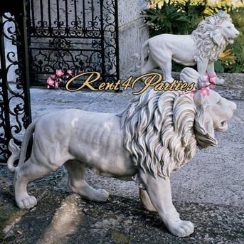 Regal Lions 25inch tall