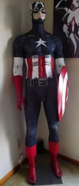 Life Size Captain America