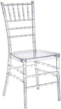 Dining Chair Chiavari Clear