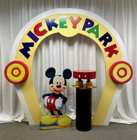 MICKEY PARK ARCH