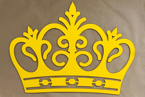 Crown Style 1 Wall Prop