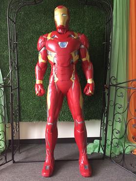 Iron Man Life Size Statue