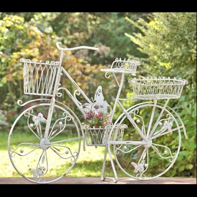 Large Bicycle Metal
