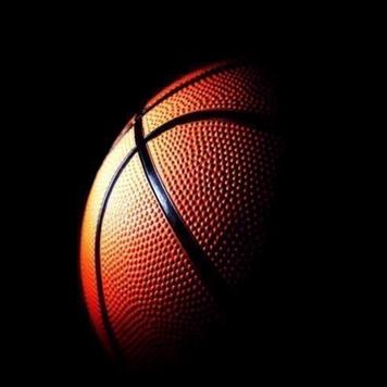 Basketball Cloth Backdrop 10X10