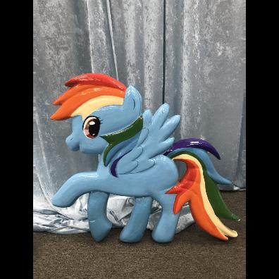 Rainbow Dash Little Pony