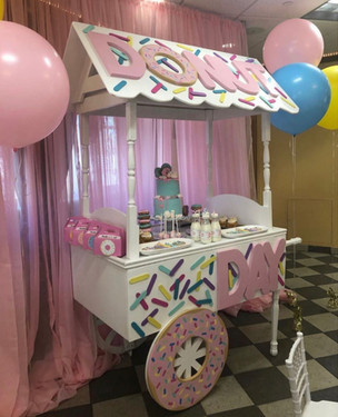 Donut Cart