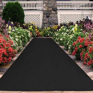 Black Carpet Runner 4x25