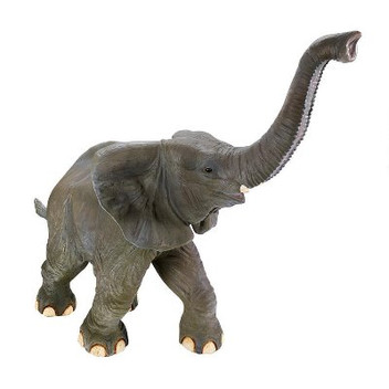 ELEPHANT LARGE GREY