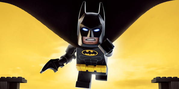 Vinyl Backdrop Lego Batman