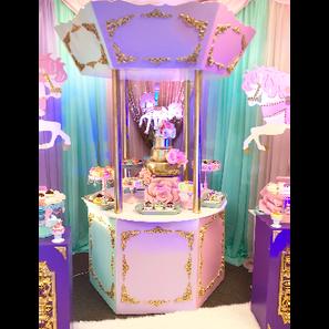 Carousel Table
