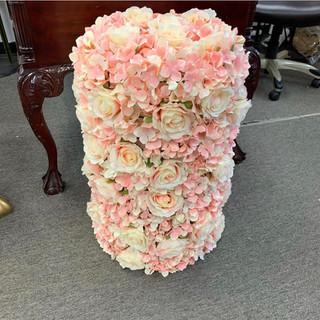 Cylinder Flower Blush