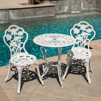 Dining Bistro 3 piece Table