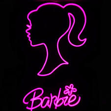 Neon Barbie