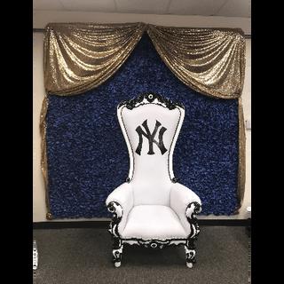 Yankee Throne Chair $500