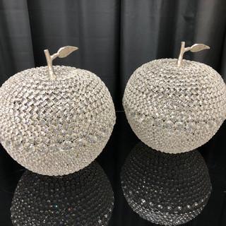 Giant Apple Crystal $50
