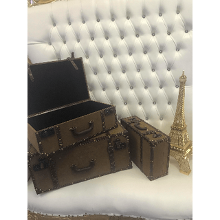 Vintage Suitcase Small