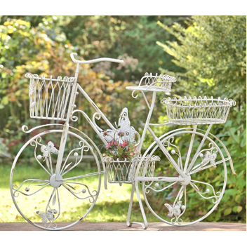 Life Size Rustic Bicycle Prop