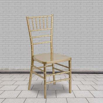 Dining Chair Chiavari Gold