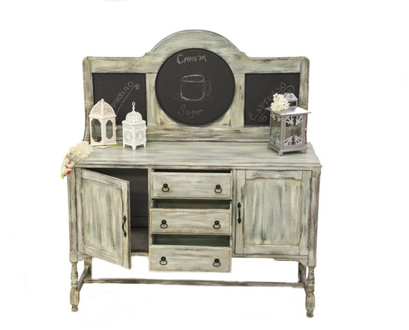 Console Chalk Table