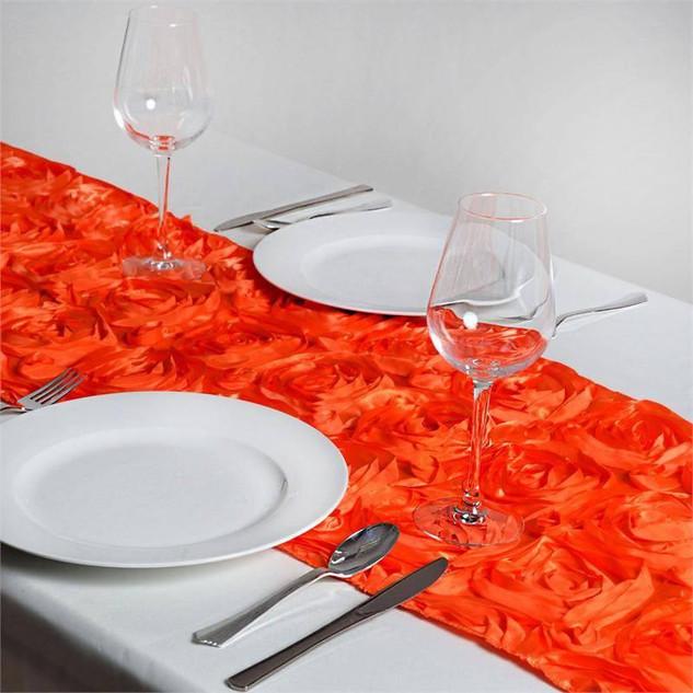 Rosette Runner Orange