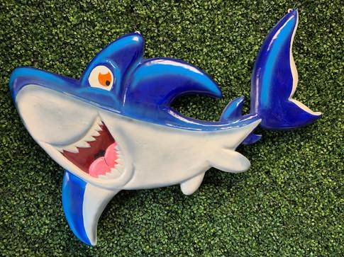 Baby Shark Wall Prop