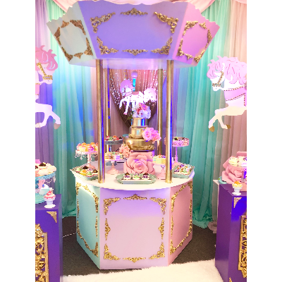 Theme Carousel Table