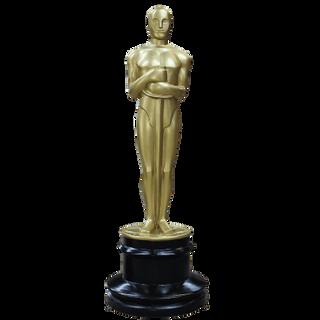 Floor Prop 8ft tall Oscar Trophy
