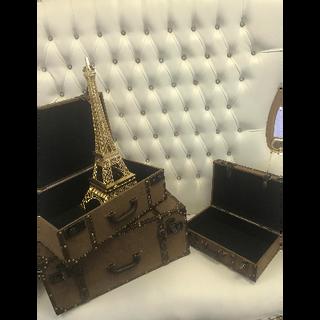 Vintage Suitcase Large