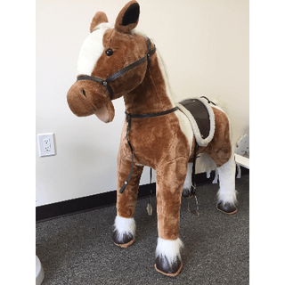 Plush HOrse Pony 42 inch
