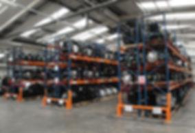 Diesel Generator Main Component Stock