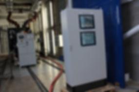 Diesel Generator Test Bay