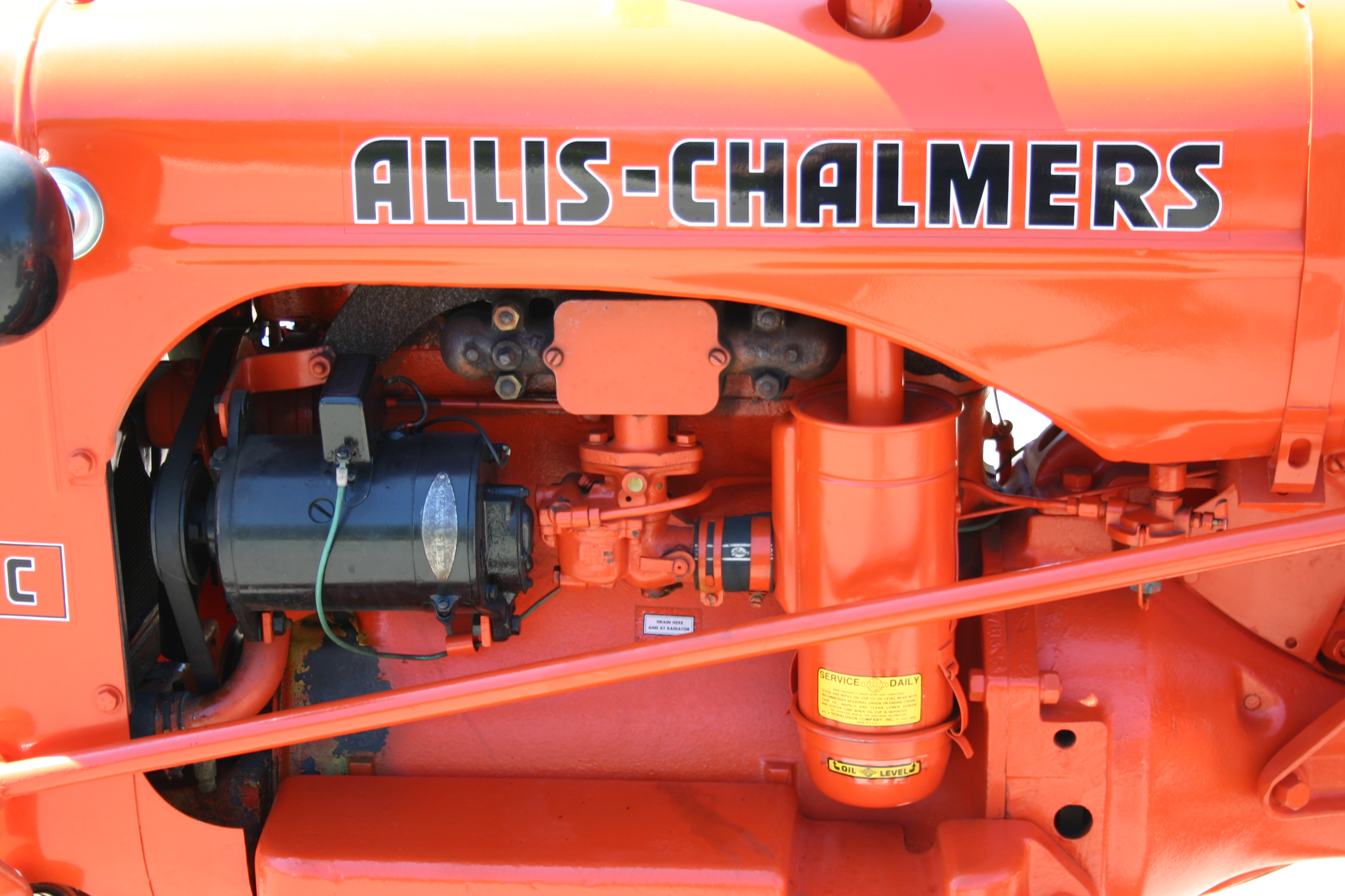 Allis Chalmers Wd Parts Diagram - Free Wiring Diagram