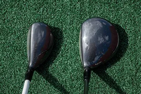 Fitting - Woods and Hybrids