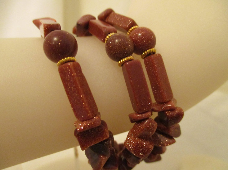 Brownstone Bracelet