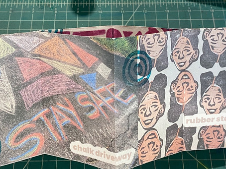 Make a Zine with FBAC!